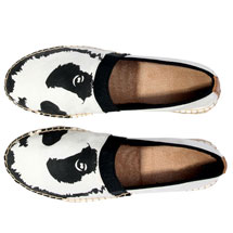 World Wildlife Federation Panda Espadrilles