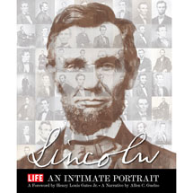 Lincoln: An Intimate Portrait HC Book