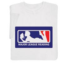 Major League Reading Shirts