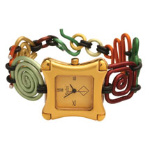 Art Links Bracelet Watch