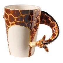 Giraffe Ceramic Mugs