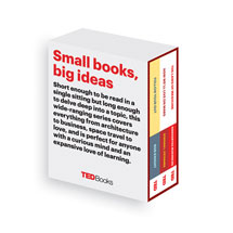 TED Books Box Sets - The Science Mind