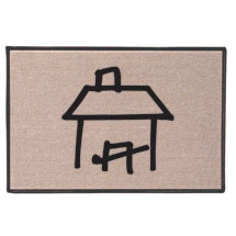 Hobo Code Doormats - Well-Guarded House