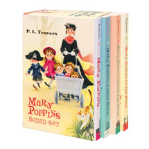 Mary Poppins Books Boxed Set