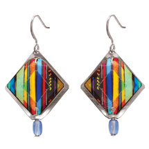 Singerman & Post Prism Earrings