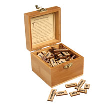 Wood Words Poetry Kit
