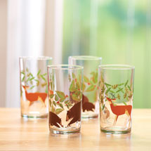Charley Harper Great Outdoors Glassware