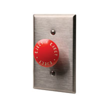 Eject Button Light Switch