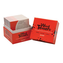Word Teasers - Junior