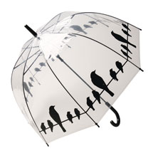 Birds on a Wire Umbrella