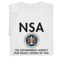 NSA Shirts