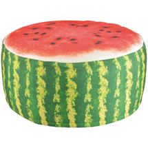 Watermelon Inflatable Stool