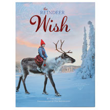 Reindeer Wish Book