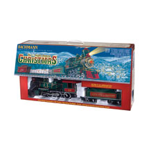 The Night Before Christmas Electric Train Set