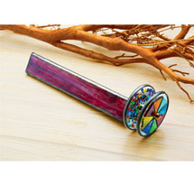 Art Glass Kaleidoscope