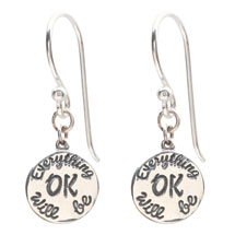 Everything Will Be OK Earrings