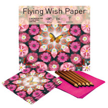 Flying Wish Paper Kit