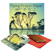Reflections Flying Prayer Paper Kit