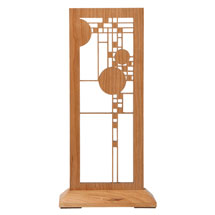 Frank Lloyd Wright Standing Tabletop Panel - Coonley