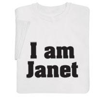 Personalized 'I Am' Shirts
