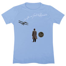 Miss Fisher's Mysteries - Come After Me Jack Robinson Ladies T-Shirt