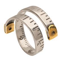 Tape Measure Wrap Ring