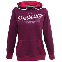 Pemberley Hooded Sweatshirt