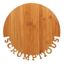 Scrumptious Bamboo Board