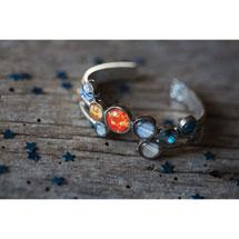 Solar System Cuff Bracelet