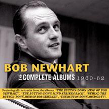 Bob Newhart: Complete Albums 1960-62