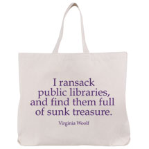 Public Libraries Tote