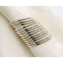 Bible Verse Sterling Silver Engraved Cuff Bracelet
