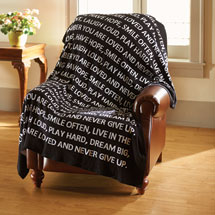 Be Strong Blanket
