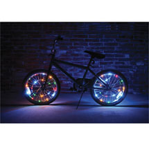 Wheelbrightz LED Bike Lights