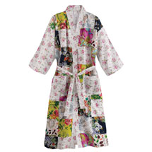 Garden Patch Robe
