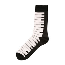 Music Socks - Keyboard