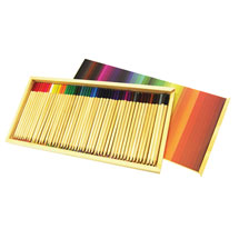 50-Piece Colored Pencil Set