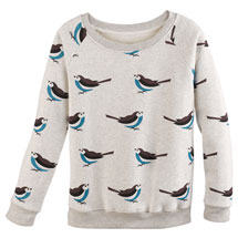 Birds Sweatshirt