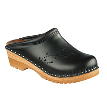 Troentorp O'Keefe Perforated Clog