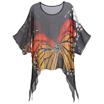 Monarch Butterfly Tunic