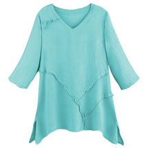 Weekend Linen Tunic