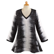 Graphic Tunic