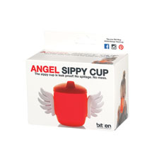 Angel Wings Sippy Cup