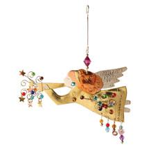 Herald Angel Ornament