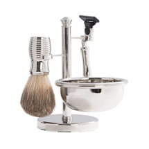Personalized Shaving Set