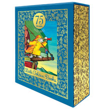 75 Years of Little Golden Books Commemorative Set