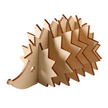 Hedgehog Coaster Set