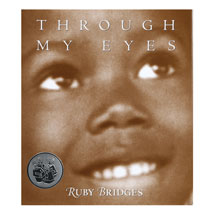 Through My Eyes by Ruby Bridges Signed Book