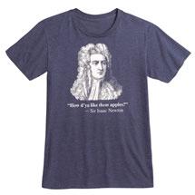 Famous Quotes Tee - Newton