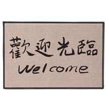 Welcome Back Doormat